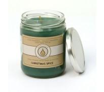 Christmas Spice Granny Jar Candle