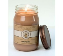 Cinnamon Traditional Canning Jar