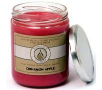 Cinnamon Apple Classic Jar Candle