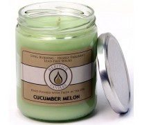 Cucumber Melon Classic Jar Candle