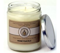 Honeysuckle Classic Jar Candle