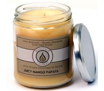 Juicy Mango Papaya Classic Jar Candle