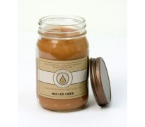 Mulled Cider Traditional Canning Jar Candle