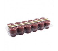 Pomegranite Poppy Votive Candles