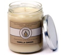 Vanilla Ginger Classic Jar Candle