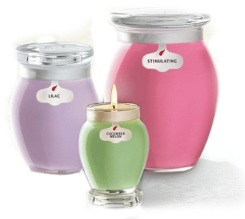Container and Jar Candles and Toppers - Scented Candles, wholesale ...