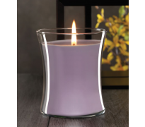 Tranquility Hour Glass Jar Candle