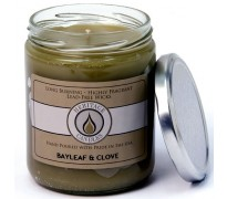 Bay Leaf and Clove Classic Jar Candle
