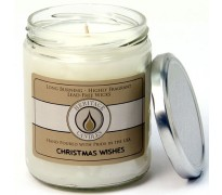 Christmas Wishes Classic Jar Candle