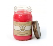 Cinnamon Apple Traditional Canning Jar Candle