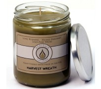 Harvest Wreath Classic Jar Candle