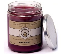Muscadine Classic Jar Candle