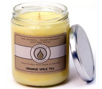 Orange Spice Tea Classic Jar Candle