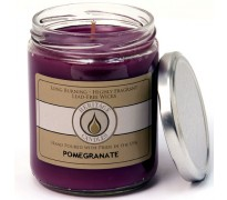 Pomegranate Classic Jar Candle