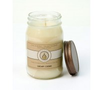 Sugar Cookie Traditional Canning Jar Candle