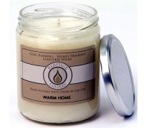 Warm Home Classic Jar Candle