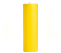 Yellow_Pillar_Candle